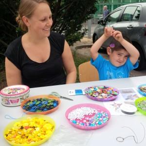 Willkommensfest für Geflüchtete in Ehrenfeld