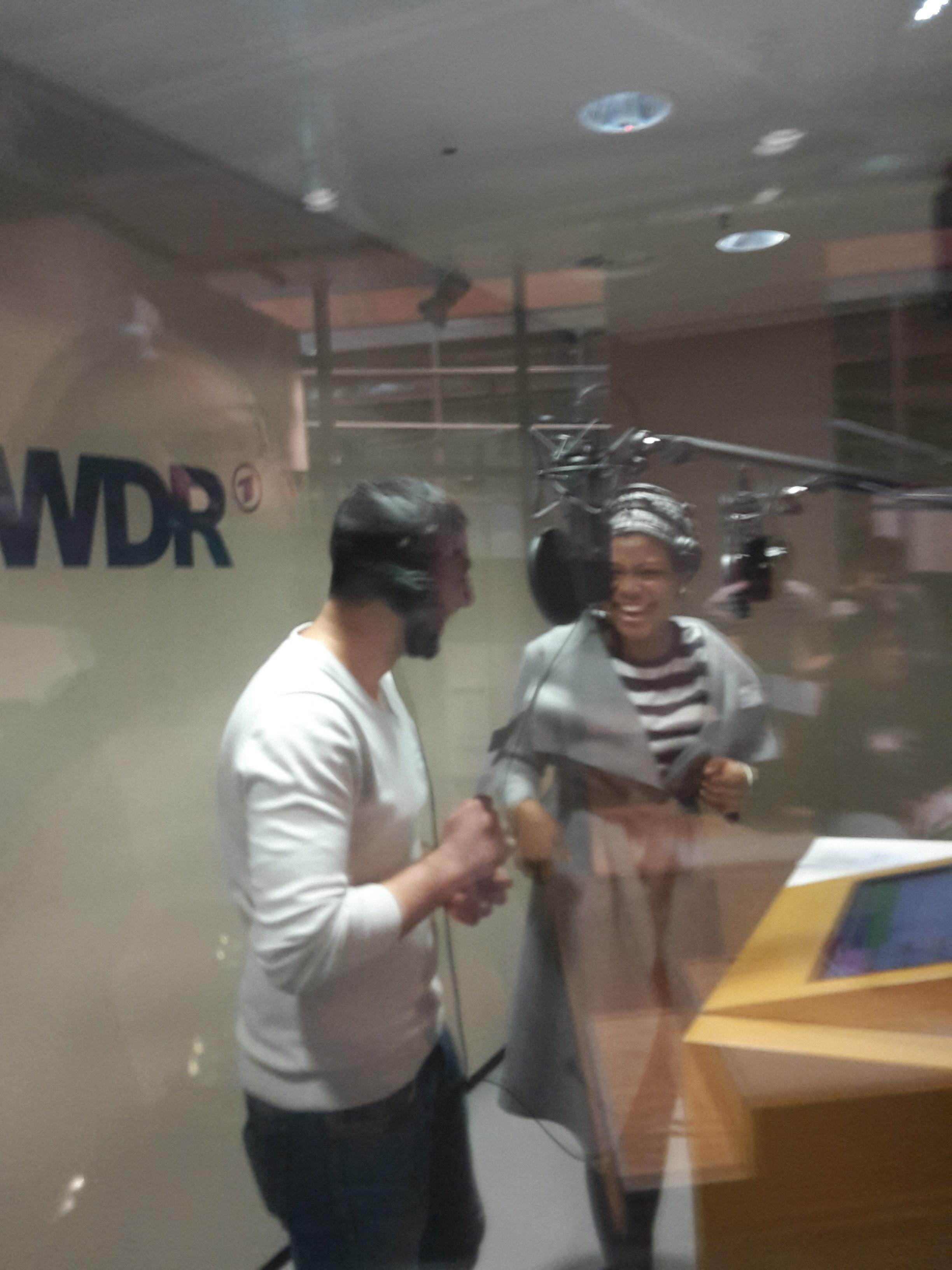 Radioprojekt beim WDR