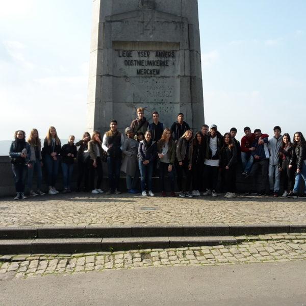 Die Franzosen in Liège