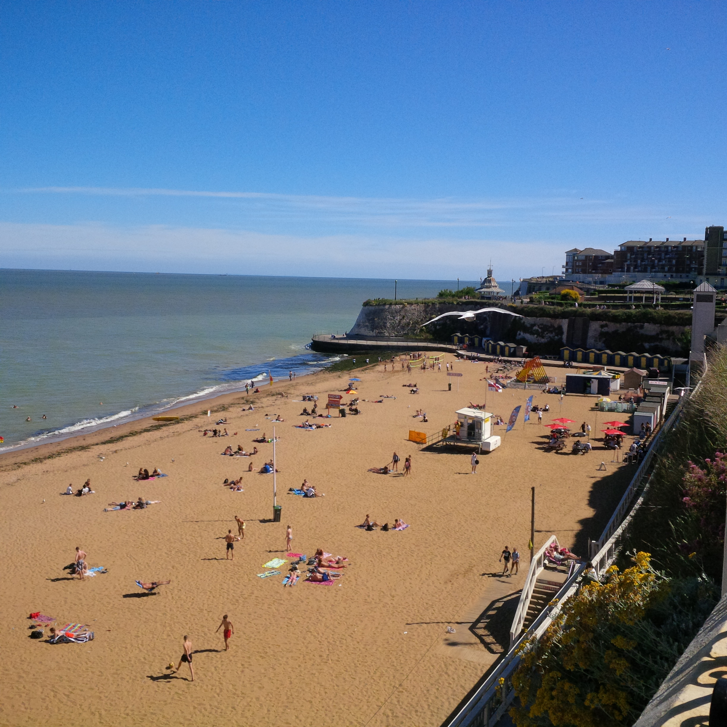 Broadstairs – Sprachreise 2017