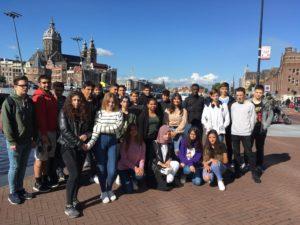 Unsere Abschlussfahrt nach Amsterdam
