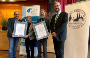 Unterzeichnung der KURS-Kooperationsvereinbarung